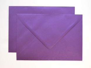 Lustre Print Royal C6 Envelopes - Pearlised