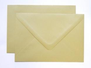 Lustre Print Silver C6 Envelopes - Pearlised