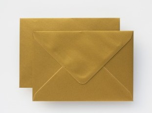 Luxury C5 Envelopes - Metallic