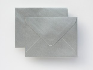 Luxury C6 Envelopes - Metallic