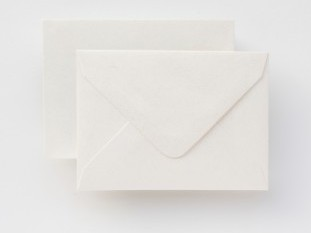 Luxury C6 Envelopes - Pearlised