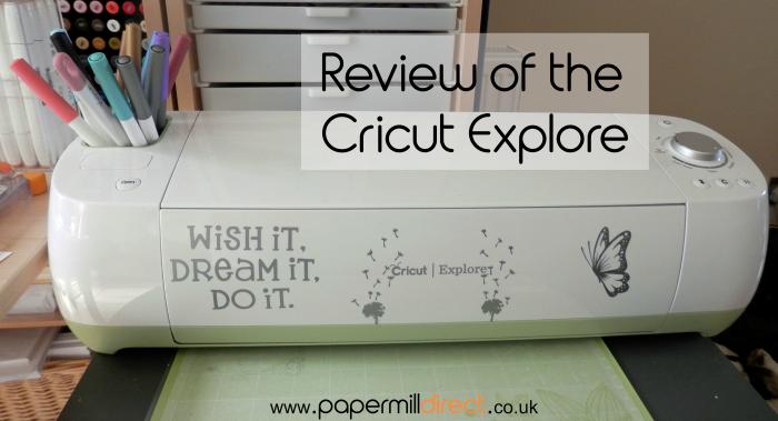 Cricut Explore Review