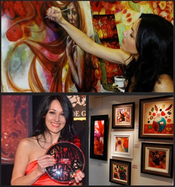 Kerry Darlington Artist UK