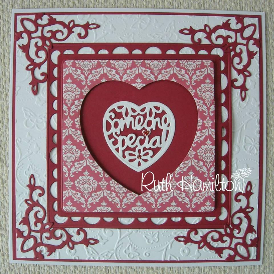 Valentines day handmade card idea 10