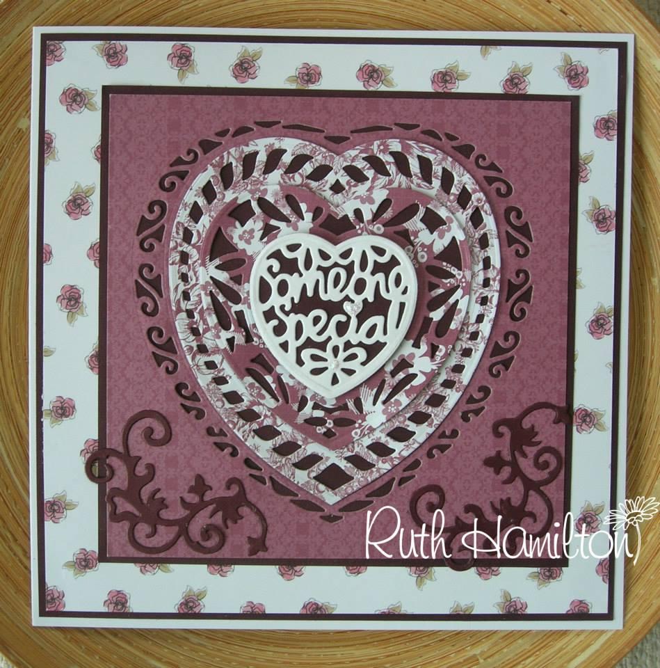 Valentines day handmade card idea 11