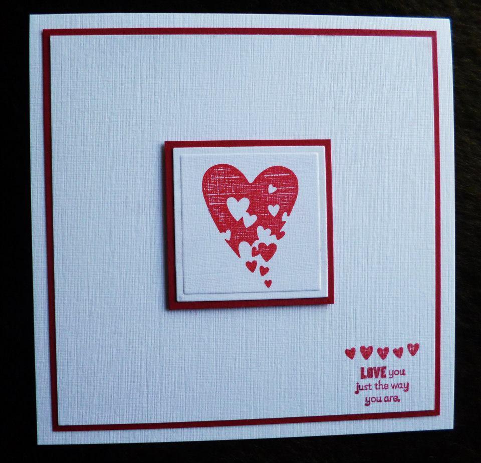 Valentines day handmade card idea  5