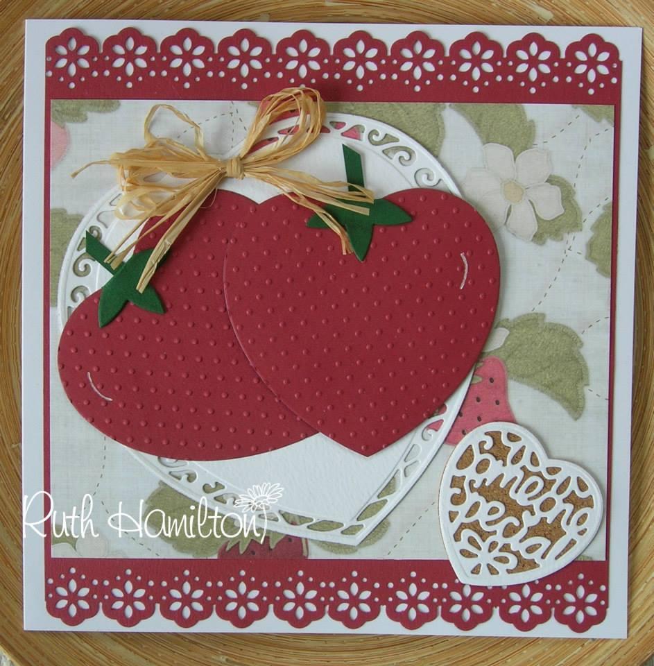 Valentines day handmade card idea 9