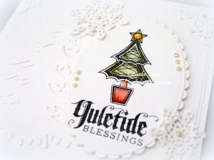 Handmade Christmas Card design