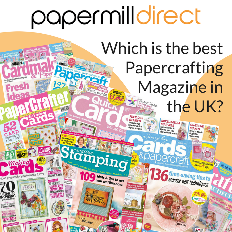 papercraft magazines uk