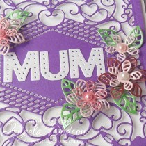 Mother's Day Card to Make - A Step By Step Tutorial