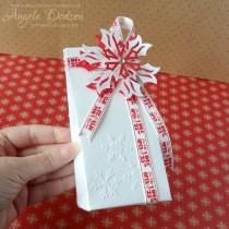Christmas Snowflake Gift bag