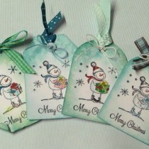 Christmas Gift Tags For The Children