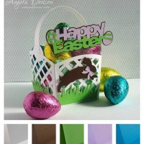 Project - DIY Easter Basket