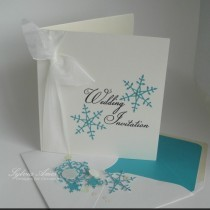 Winter Wedding Card Ideas