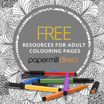 Adult Colouring - Free Pages to Download