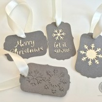 Christmas gift tag ideas