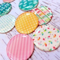 How to Make a Noticeboard or Fridge Magnet.