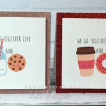 Perfect Match Mini Valentine's Day Cards