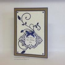 A Handmade Wedding Card Tutorial