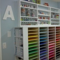 Craft Room Makeover!