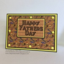 Father's Day Card Idea - Free Printable