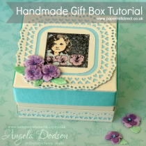 How to Make a Mother's Day Gift Box