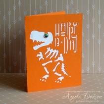 Craft Project - Quick Make Birthday Card