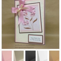 Project - Mother's Day Card Idea
