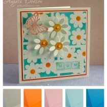Project - Mother's Day Card 'Fresh as a Daisy'