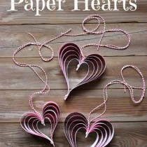 Paper Gifts - Valentines Crafts