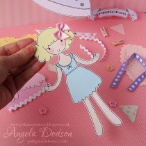 Kids Crafts - Paperdoll Printables