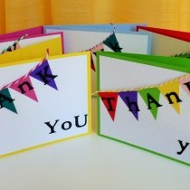 Project - Fun Idea for a Kids Thank You Card