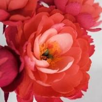 Paper Flowers - Make a Peony