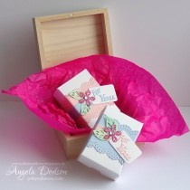 How to Make Mini Gift Boxes - A simple Tutorial