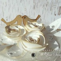 DIY Handmade Wedding Gift Box