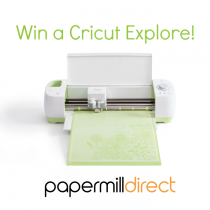 Win a Cricut Explore!