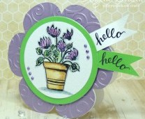 Watercolour Card - Step By Step Tutorial
