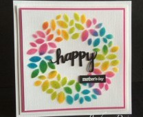 A 'Last-Minute' Mother's Day Card…..