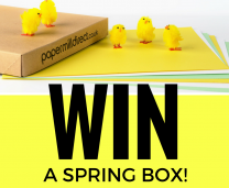 Win a Box of Spring Colours!