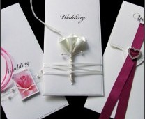 Selling Wedding Stationery - pricing packages