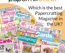 Papercraft Magazines in the UK - Which are your favourites and why!?