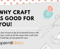 Why Craft and Card Making are Good for You!