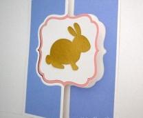 Easter Card Idea - Swing Card