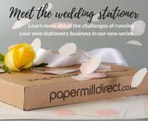 Meet the wedding stationer - Sue Norse of Wedding Stationery Direct