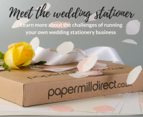 Meet the wedding stationer - Ann Grundy of AnnMade For You