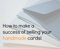 How to sell handmade cards