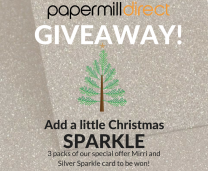 GIVEAWAY! Win packs of our special offer Sparkle and Mirri card