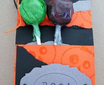 Halloween Treat Tag Tutorial