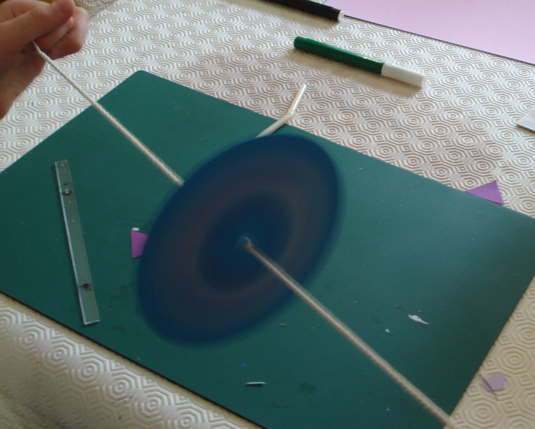 how to make probability spinner