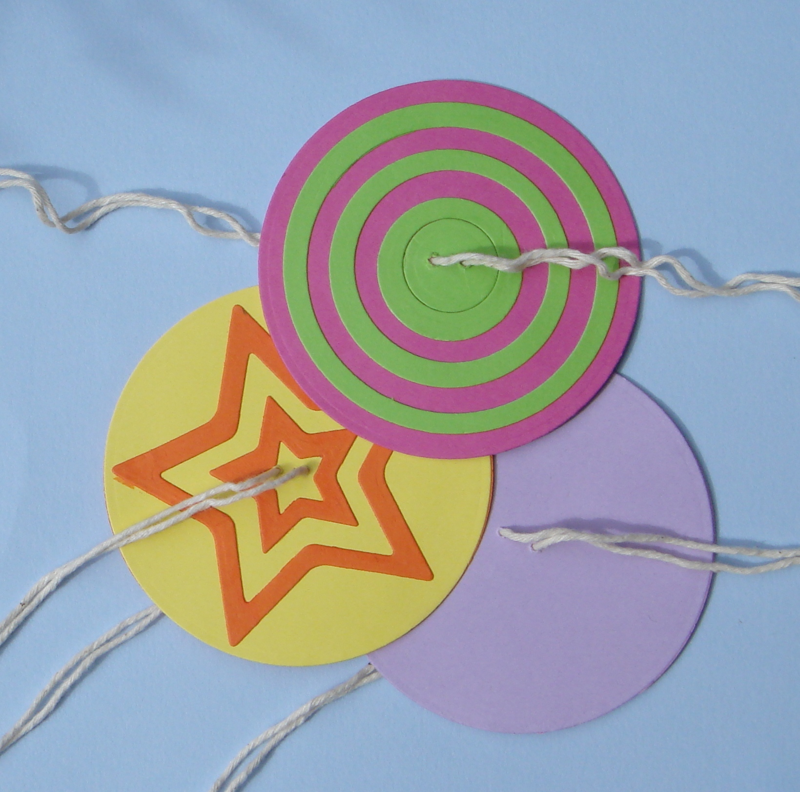 How to make a spinner wheel barnham s top craft ideas for kids